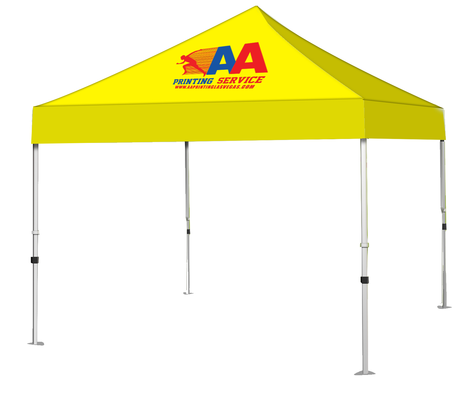 Additional information  sc 1 st  AA Printing Las vegas Same Day Printing & Pop up Tent Deluxe 10 x 10 Full color NO WALL Printing - AA Printing